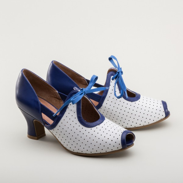 1940s Shoes Swing Fashionista