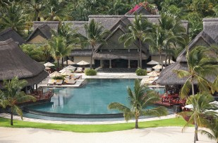 Golfen auf den Seychellen