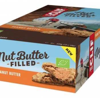 Just Arrived - Clif Bar Nut Butter Filled
