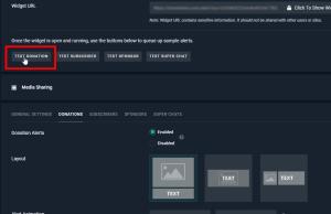 Streamlabs donation fake