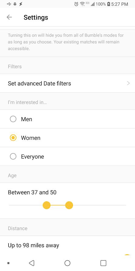 random profile