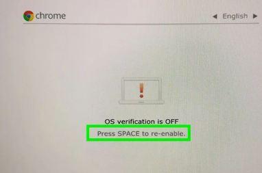 OS verification