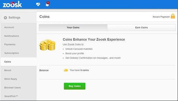 Free zoosk premium membership