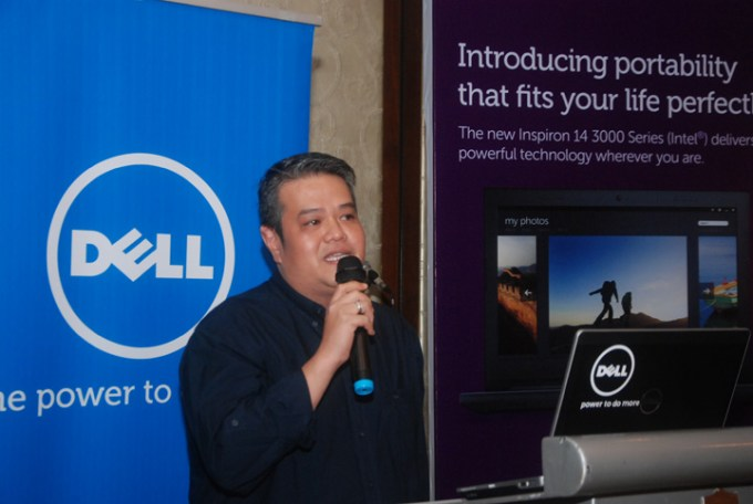Jay Ranola, Business Development Manager, Dell Philippines
