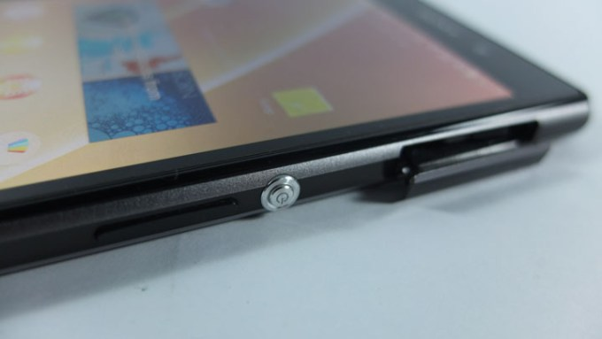 04 Xperia Z1 Power Button