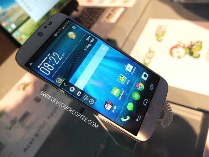 Acer Liquid Jade Hands on Review