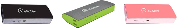 Ekopak 11000mAh Power Bank