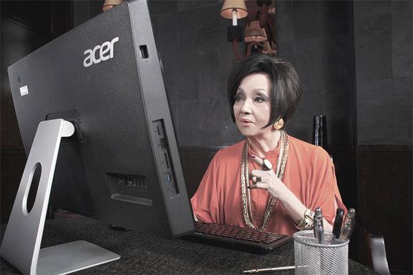 Celia Rodriguez Acer Aspire R13