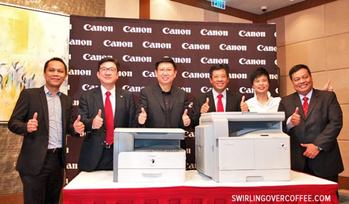 Canon Marketing Philippines, MSI-ECS