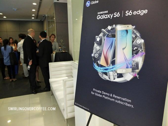 Globe Platinum, Samsung Galaxy S6