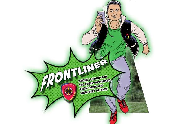 Web Rangers Frontliner