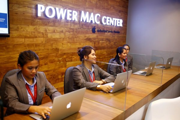 The enhanced Power Mac Center SM Megamall store's Apple Authorized Service Provider (AASP), now open seven days a week, provides optimal high quality repair and maintenance services for and ensure maximum utilization of Apple devices.