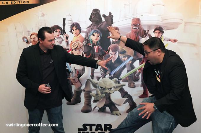 Jason Moffitt, Je Alipio, Disney Infinity 3.0