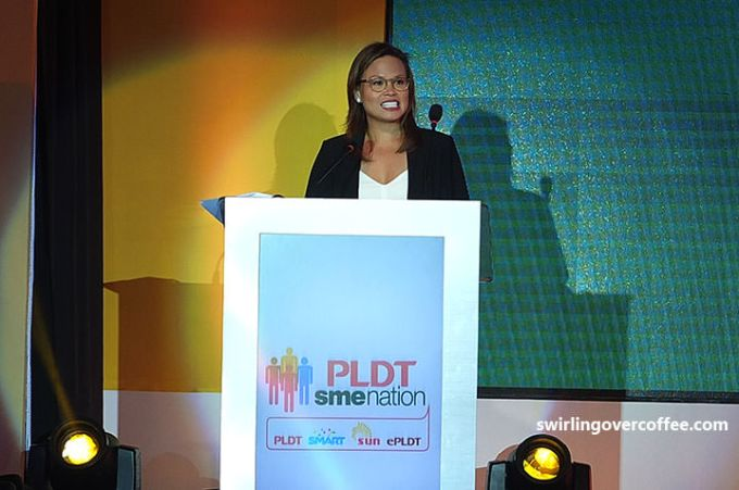 PLDT SME Nation, Kat Luna-Abelarde, Digital Campus Suite