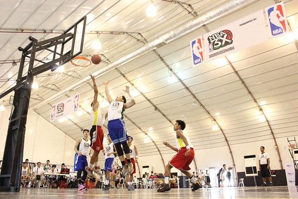 Globe NBA 3X3