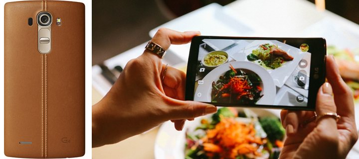 The Perfect Foodtrip Partner: LG G4