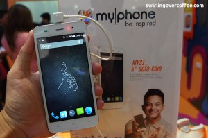 MyPhone Selfie Store, MyPhone My31
