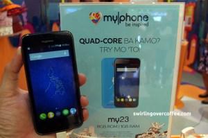 MyPhone Selfie Store, MyPhone My23