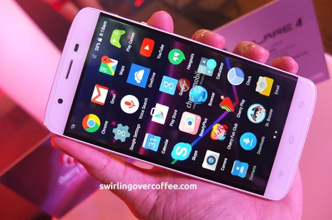 Cherry Mobile Flare 4, Cherry Mobile Flare S4, Cherry Mobile Flare S4 Plus