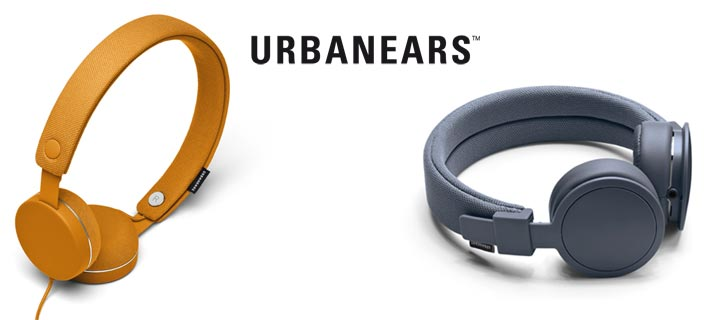 Fall into tempo with the Urbanears Fall/Winter 2015 collection