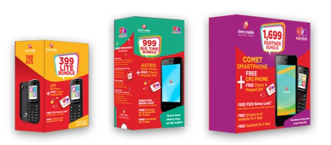Cherry Mobile Prepaid, Bonus Load, Michael V