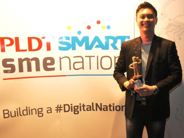Chino-Atilano, Smart PDT The Bozz Awards