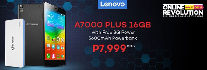 Lenovo A7000 Plus Review, Lenovo A7000 Plus Price, Lazada Online Revolution