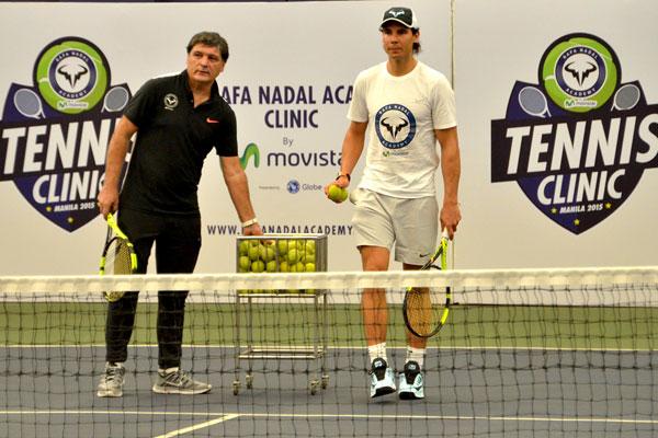 Globe-Rafa-Nadal-Tennis-Clinic-3