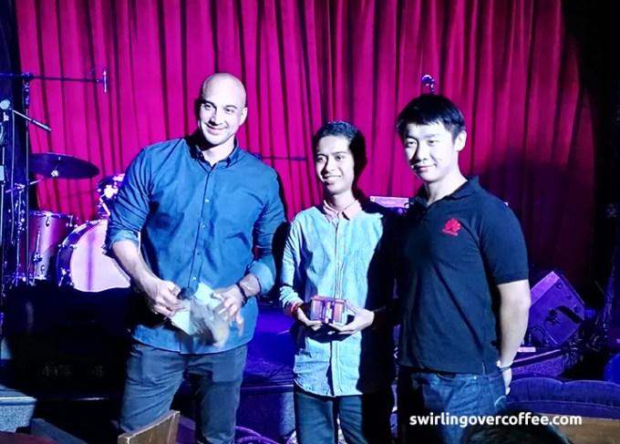 Huawei 1M Likes, Charles Wu, KC Montero