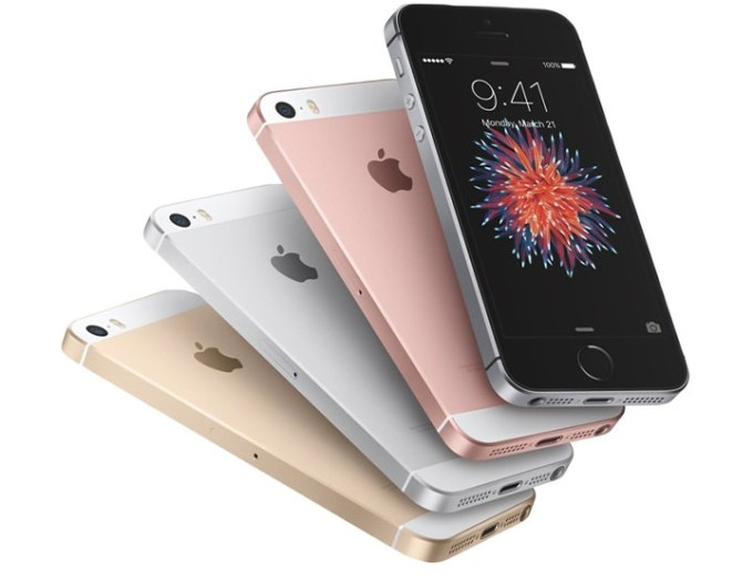 iPhone SE Smart Plan 1500