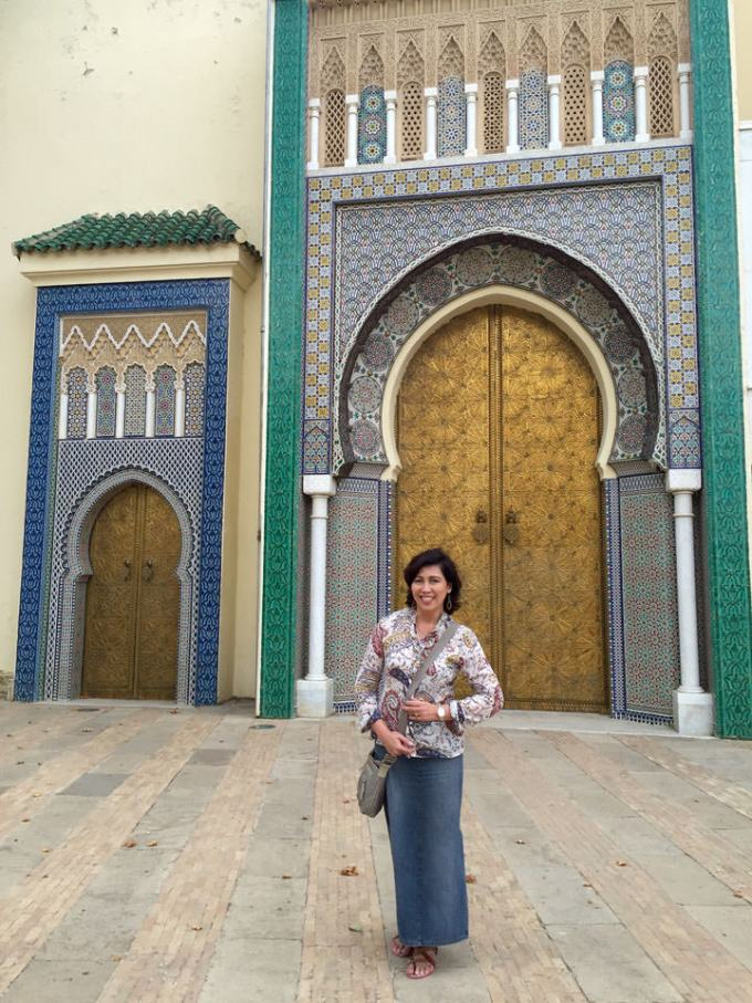 Nina Solomon explored Morocco in 2015.
