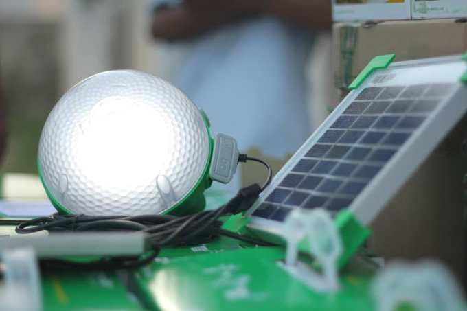 Schneider Electric Mobiya Solar Lamp