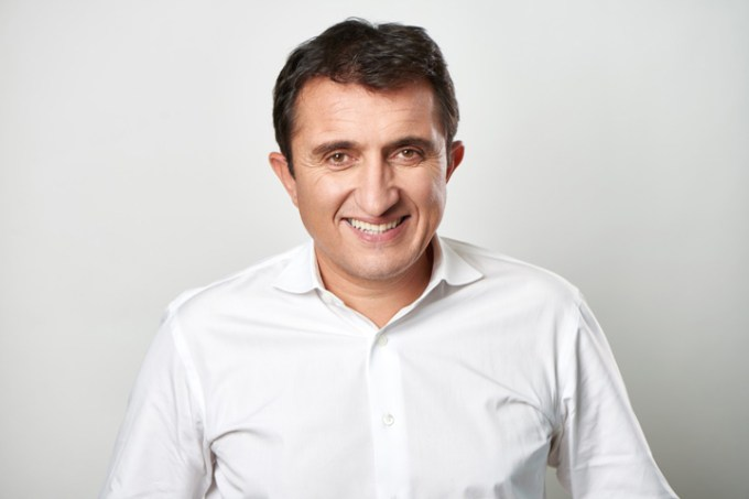 Djamel Agaoua, Viber CEO