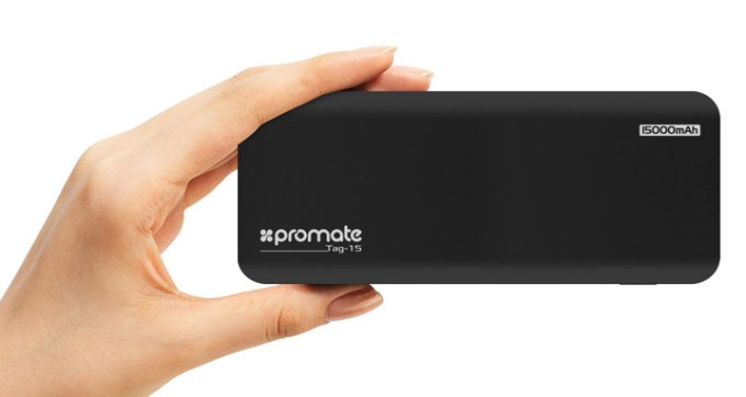 Promate Tag 15 with 15,000 mAh capacity