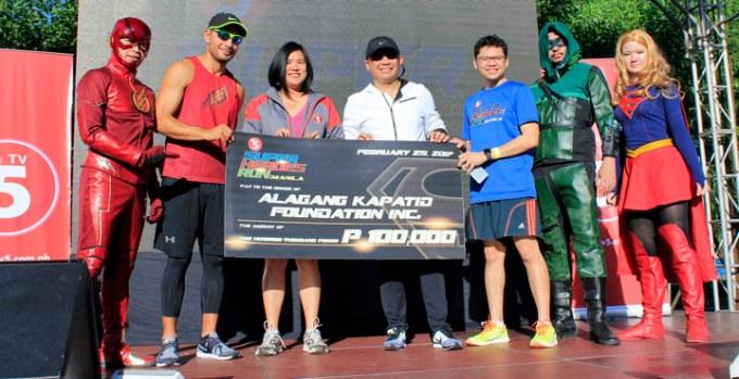 TV5 Superheroes Run Manila