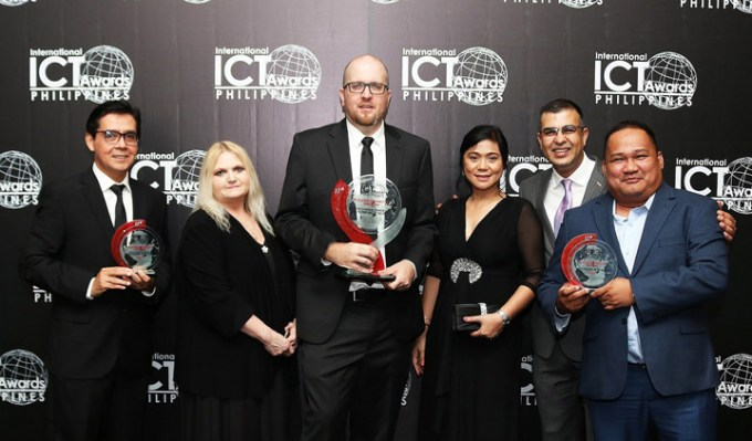 VXI is best contact center and BPO of the year.