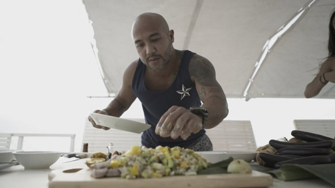 Hungry with Chef JP, Seabiscuit Films