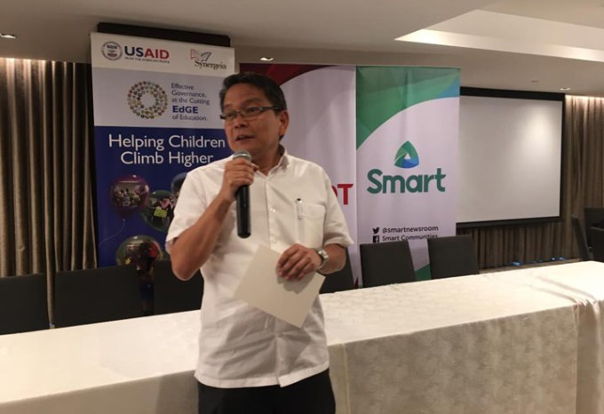 Synergeia Foundation, Smart, PLDT