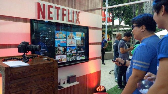 Globe StreamFest Netflix