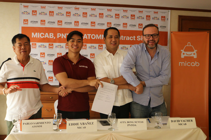 Ride-sharing app MiCab to ease the lives of Metro Manila commuters