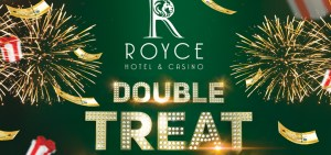 Royce Hotel & Casino Double Treat
