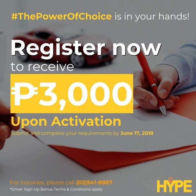 How to become a HYPE partner, hype requirements, hype tnc requirements
