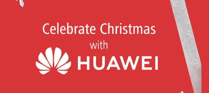 Huawei's Holiday Deals are the Must-Have Gifts this Christmas Season