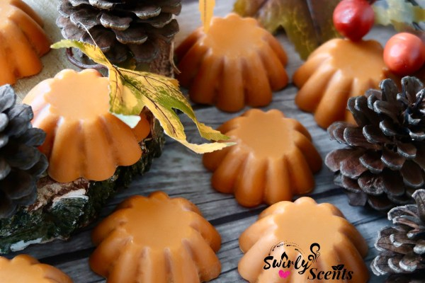 Swirly Scents Pumpkin Spice
