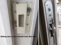 Need a replacement Patio Door Latch Keeper : SWISCO.com