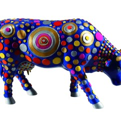 Professional Kitchen Knives Marsh Cabinets Cow Parade Cowpernicus