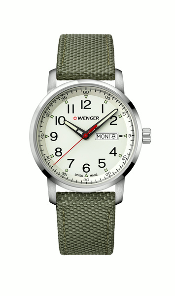 Wenger Attitude Heritage  Watches  Clocks