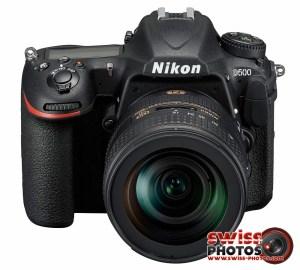 Nikon D500, petit frère APS-C du Nikon D5