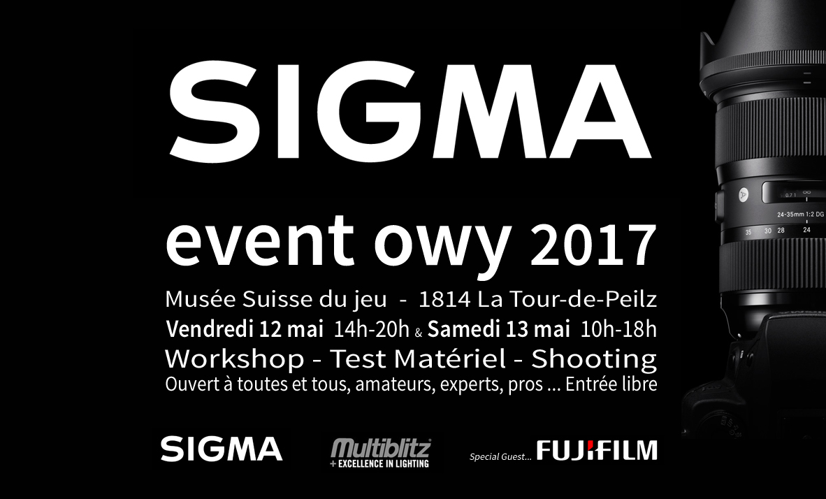 Sigma Event OWY 2017