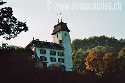 Bern Schloss Rmligen Le chteau de Rmligen